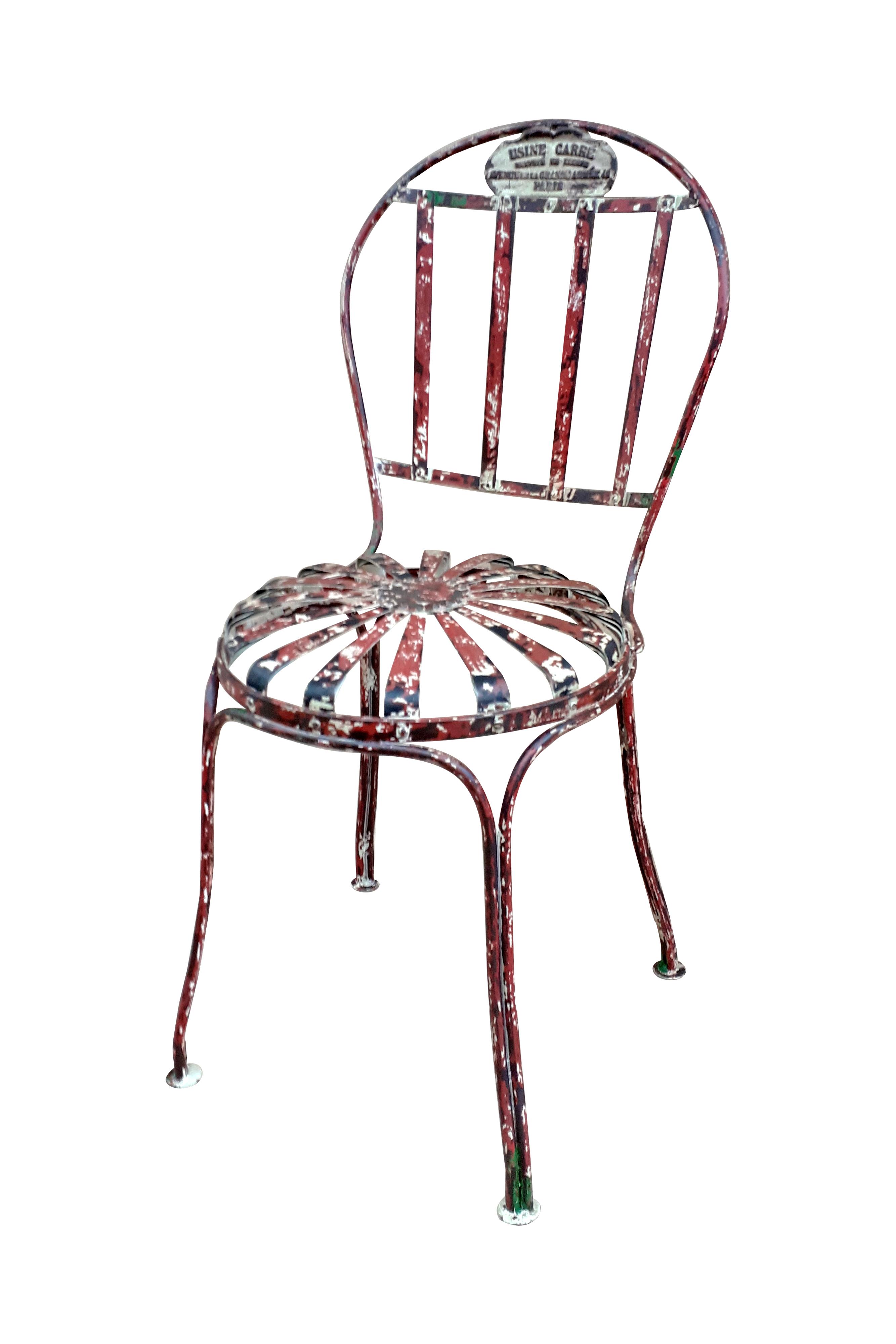ca chaise acier - Chaise Acier