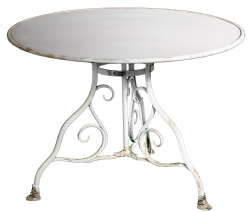 T100 - Table De Jardin