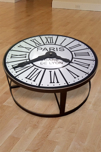 tp table horloge paris. Black Bedroom Furniture Sets. Home Design Ideas