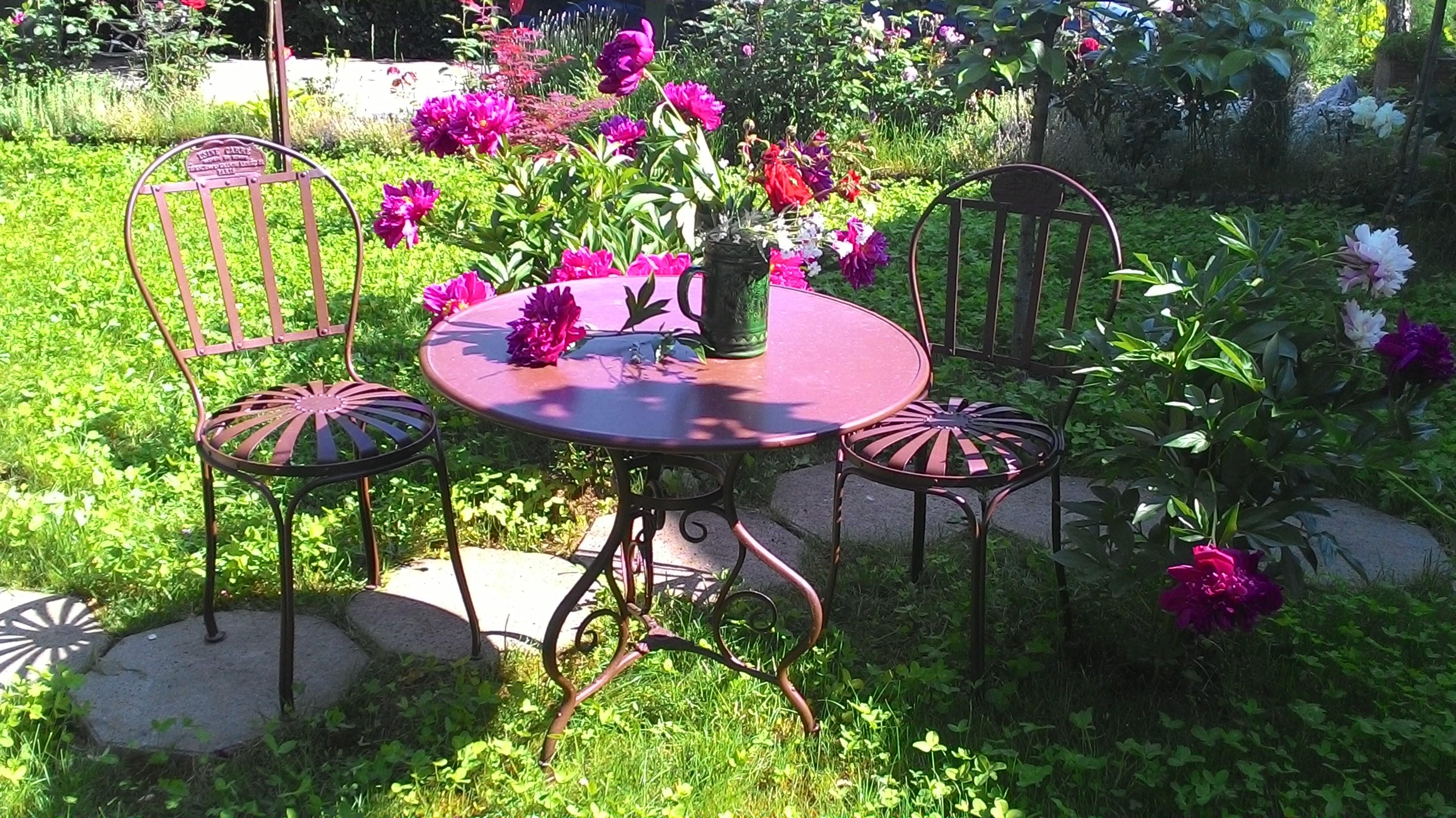 g603 table de jardin type 2 800. Black Bedroom Furniture Sets. Home Design Ideas